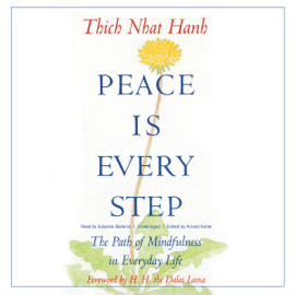 Peace Is Every Step: The Path of Mindfulness in Everyday Life (Unabridged) audiobook