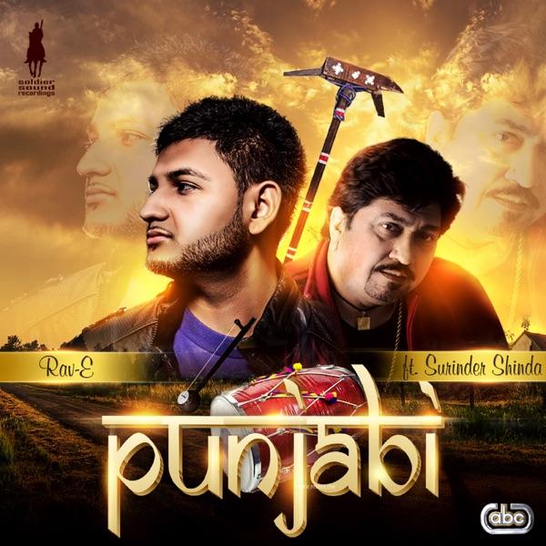 Punjabi (feat. Surinder Shinda) - Single