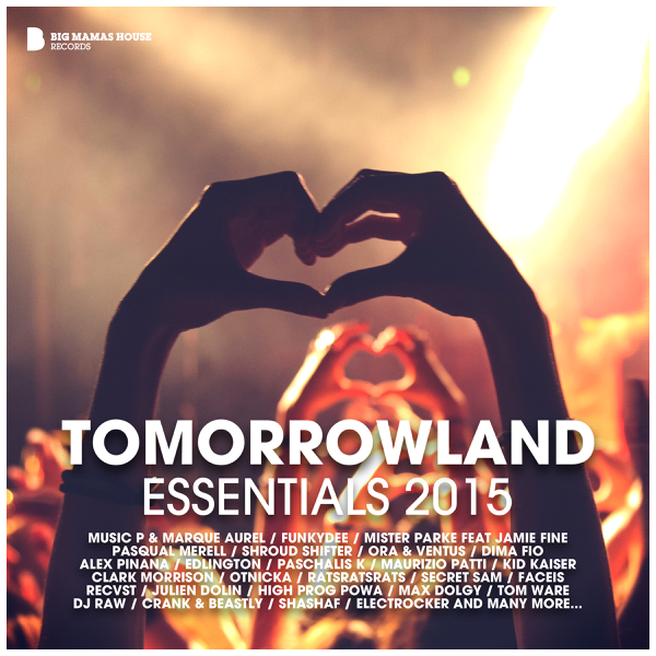 Land of Tomorrow 2015 (Deluxe Version) by Various Artists