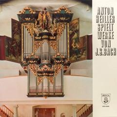 Anton Heiller spielt Werke von Johann Sebastian Bach