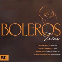 Boleros Tríos, Vol. 1