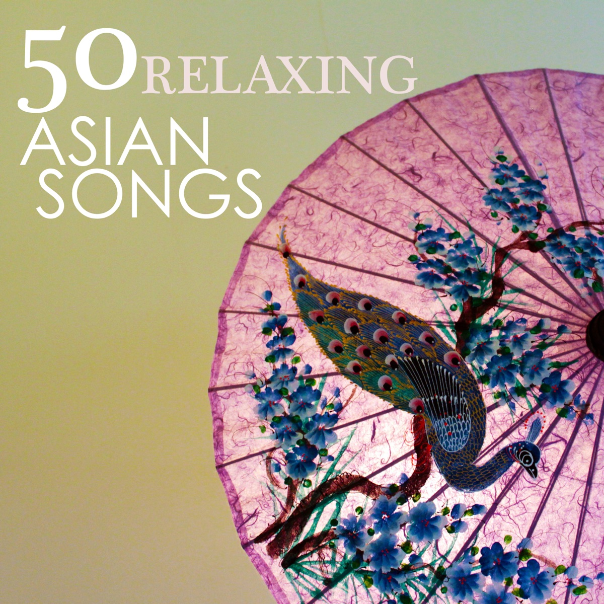 50 Relaxing Asian Songs - Hang Drum, Sitar, Gu Zheng, Koto