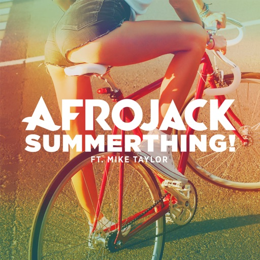 SummerThing! (feat. Mike Taylor) - Afrojack