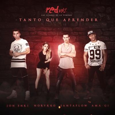 Tanto Que Aprender (feat. Norykko, Jon Enki & AMAGI) - Single - Santaflow