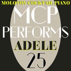 MCP Performs Adele: 25