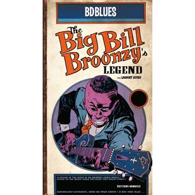BD Music Presents Big Bill Broonzy - Big Bill Broonzy