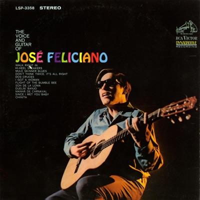 The Voice and Guitar of José Feliciano - José Feliciano