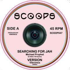 Searching for Jah / Tribulation - EP