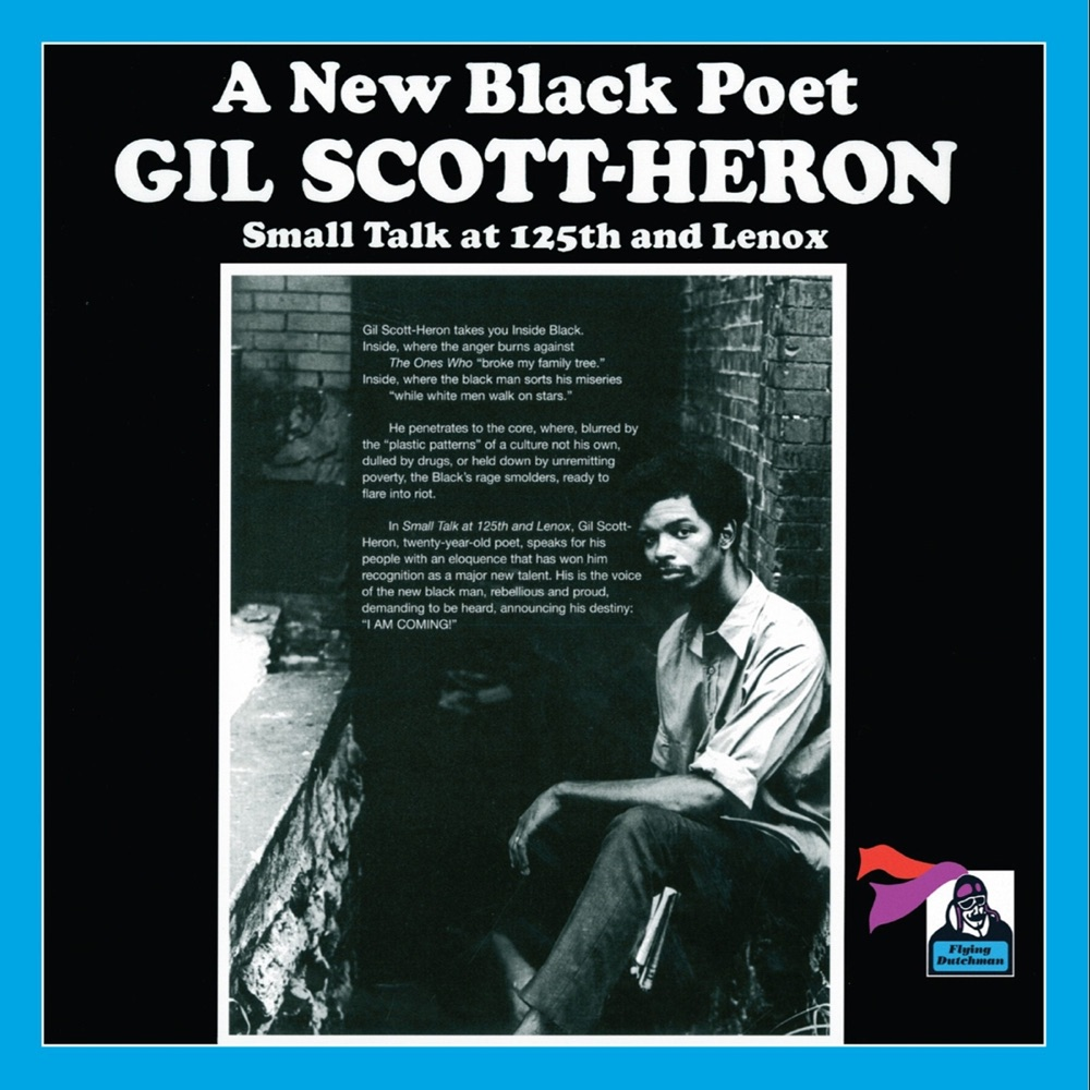 Introduction / The Revolution Will Not Be Televised by Gil Scott-Heron