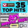 35 Top Hits - 80's Workout Mixes (Unmixed Workout Music Ideal for Gym, Jogging, Running, Cycling, Cardio and Fitness) - Power Music Workout