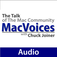 Podcast cover art for MacVoices Audio