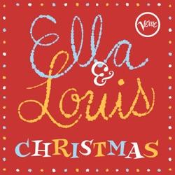 View album Ella Fitzgerald & Louis Armstrong - Ella & Louis Christmas