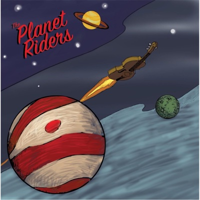 Planet Riders - The Planet Riders album
