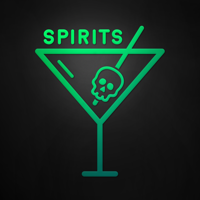 Podcast cover art for Spirits