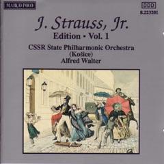 Strauss II: Edition, Vol. 1
