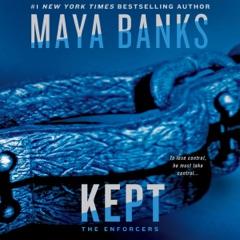 Kept: The Enforcers, Book 3 (Unabridged)