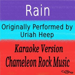 Circle of Hands (Originally Performed by Uriah Heep) [Karaoke