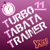 Turbo Tabata Trainer 11 (Unmixed Tabata Workout Music with Vocal Cues)