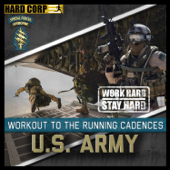 Workout to the Running Cadences U.S. Army Special Forces Green Beret