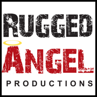 Podcast cover art for RuggedAngel Productions