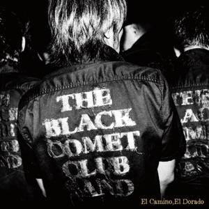 THE BLACK COMET CLUB BAND - Cosmic Surfer