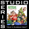 Sidewalk Prophets - What a Glorious Night (Studio Series Performance Track) - EP artwork