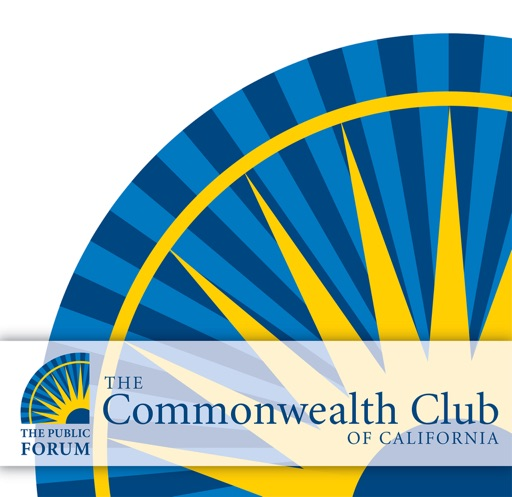 Cover image of Commonwealth Club of California Podcast