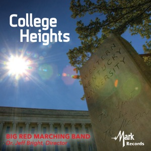 Western Kentucky University Big Red Marching Band & Jeff Bright - Cupid Shuffle (Arr. T. Waters)