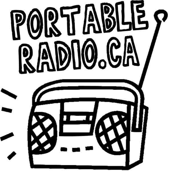 Portable Radio and TV