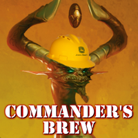 The Commander's Brew Podcast podcast