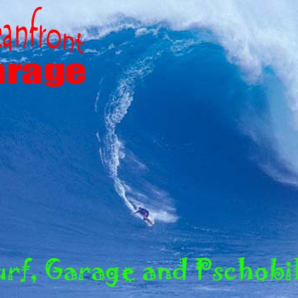 Oceanfront Garage
