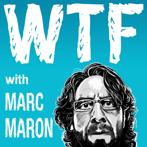 Cover image of WTF with Marc Maron Podcast