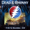 2016/07/02 Folsom Field, Boulder, CO (live) - Dead and Company
