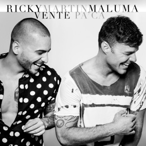 Vente Pa' Ca (feat. Maluma) - Single Mp3 Download
