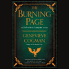 Genevieve Cogman - The Burning Page: The Invisible Library, Book 3 (Unabridged)  artwork