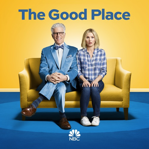 The Good Place, Season 1 poster