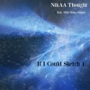 If I Could Sketch I (feat. Silly Song Singer) - Single - NikAA Thought