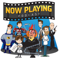 Podcast cover art for Now Playing - The Movie Review Podcast
