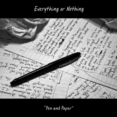 Pen and Paper - EP - Everything or Nothing album