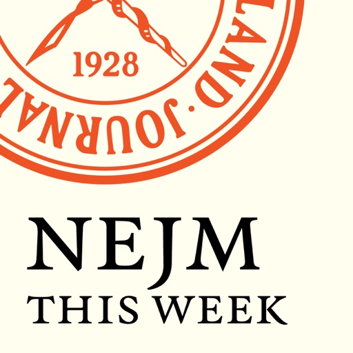 Cover image of NEJM This Week - Audio Summaries