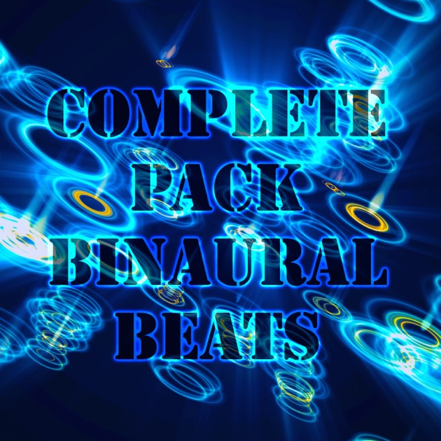 ‎Complete Must - Have Collection of Binaural Beats Meditation Brainwave  Entrainment Headphones Required by Complete Brainwave Therapy System