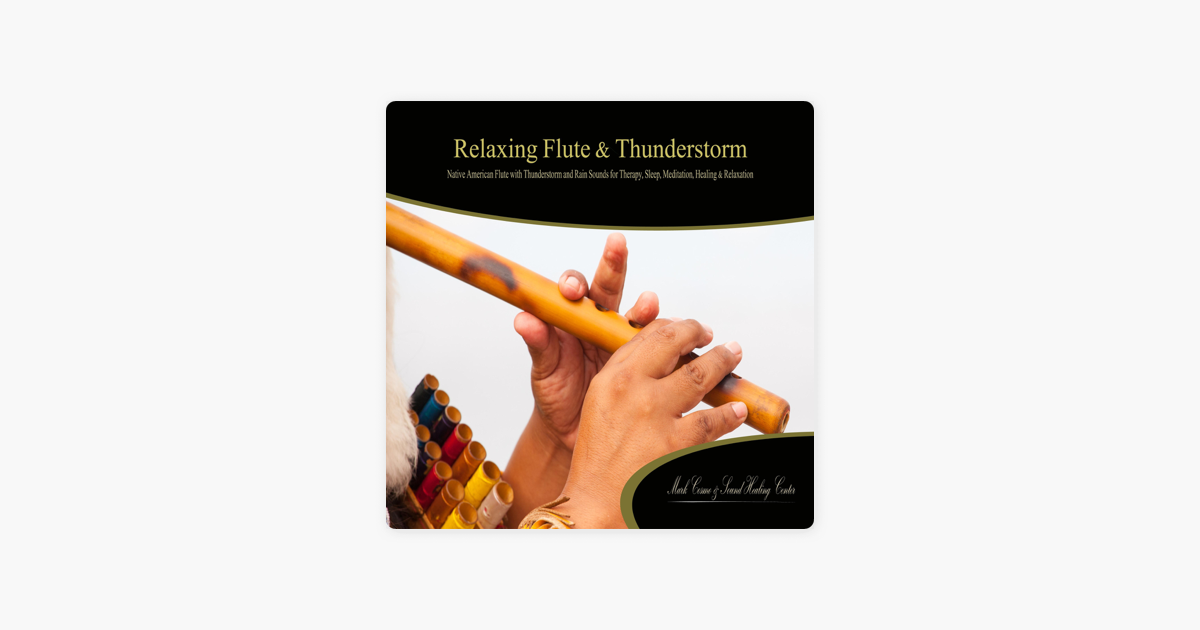 Indian Flute Relaxing Rain Sound — BCMA