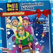 Adventskalender - Geheimnis im Schnee