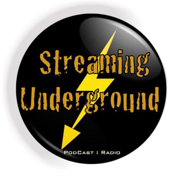 Streaming Underground's Podcast