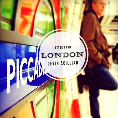 Letter from London - Devin Scillian album