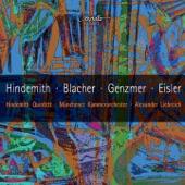 Hindemith Quintett - Bläserquintett: III. Moderato