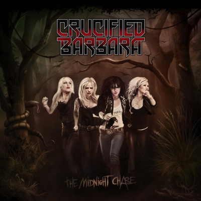 The Midnight Chase - Crucified Barbara