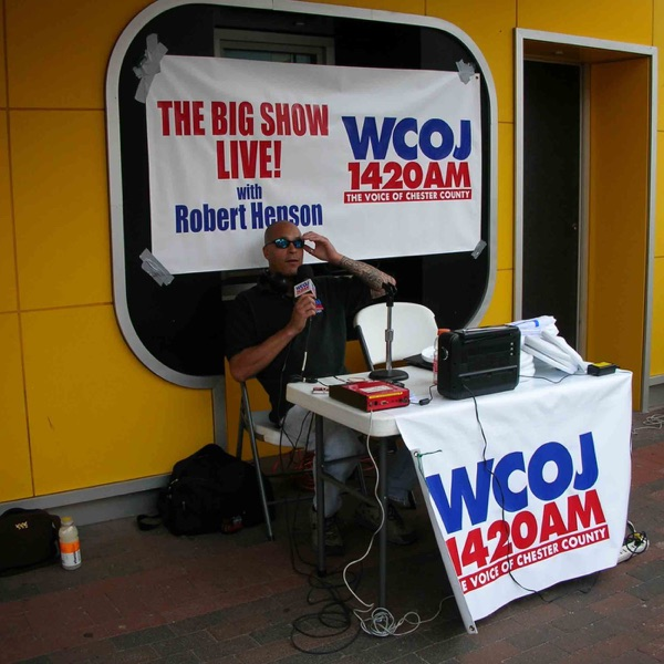 The Big Show with Robert Henson