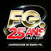 FG Radio 25 ans (1992-2017) - Multi-interprètes Cover Art