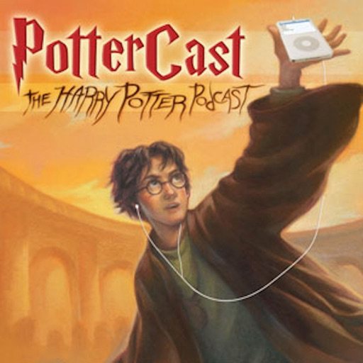 Cover image of PotterCast - The Harry Potter Podcast